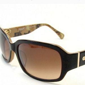 NEW Coach Martha Tortoise Sunglasses